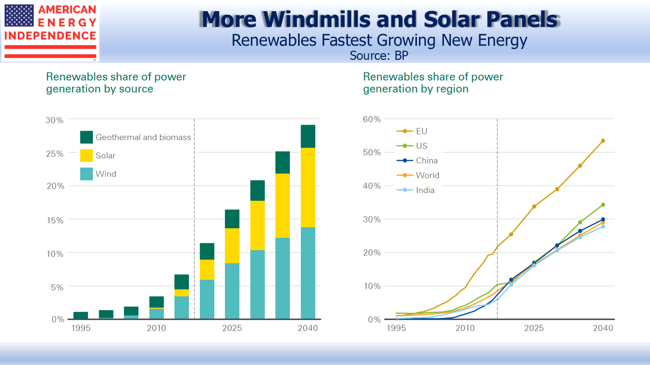 Renewables Fastest Growing Energy Source