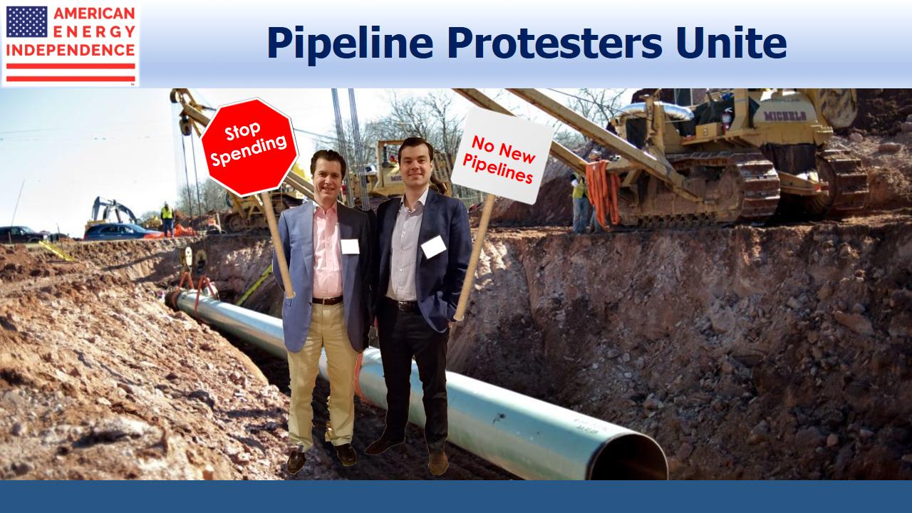Pipeline Protesters Unite